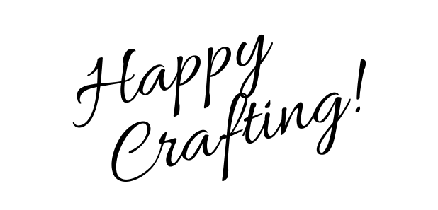happy crafting