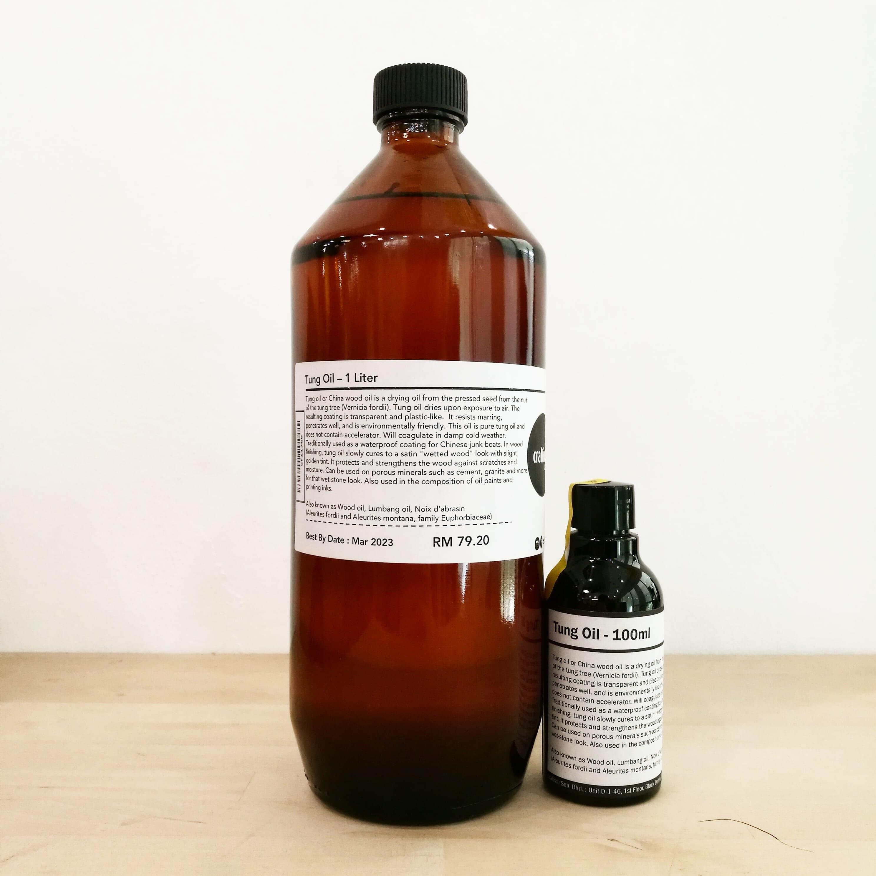 craftiviti tung oil